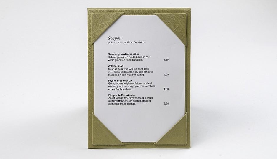 persoonlijke sandwich display