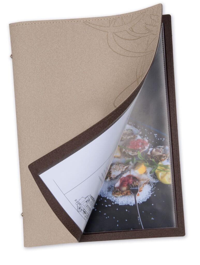 Coronaproof menukaarten TwoTone
