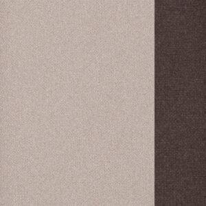 Coronaproof menukaarten TwoTone - bruin