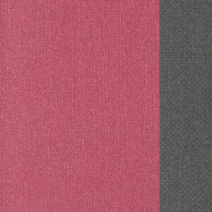 Coronaproof menukaarten TwoTone - rood