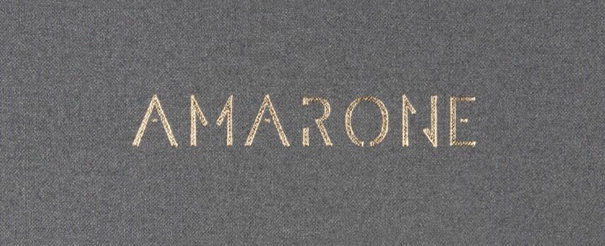 Menukaarten Amarone