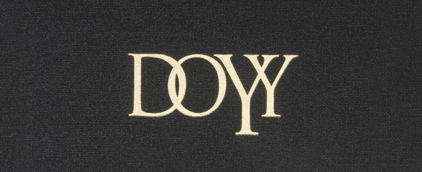 Menukaarten Doyy