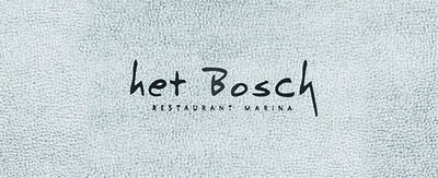 Menukaarten Het Bosch