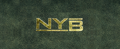 Menukaarten Hotel New York