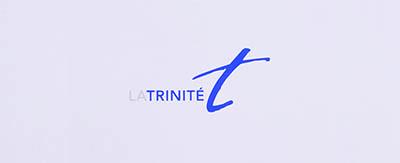 Menukaarten La Trinité