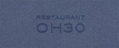 Menukaarten OH30