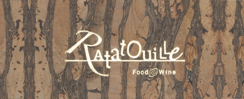 Menukaarten Ratatouille