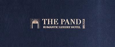 Menukaarten The Pand Hotel