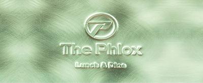 Menukaarten The Phlox