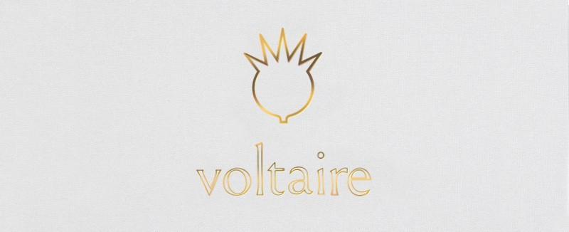 Menukaarten Voltaire (Parc Broekhuizen)