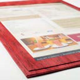 De Luxe S menukaarten