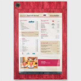menukaart speciaal