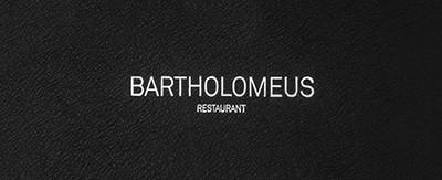 Menukaarten Bartholomeus