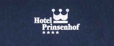 Menukaarten Prinsenhof