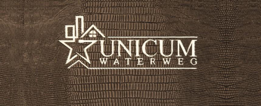 Menukaarten Unicum Waterweg